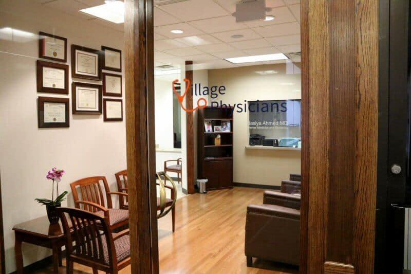 Internal Medicine Doctor Houston Geriatrics, Telemedicine
